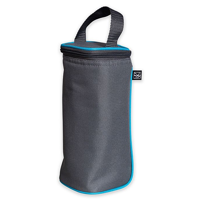 Alternate image 1 for J.L. Childress Insulated Single Bottle Cooler