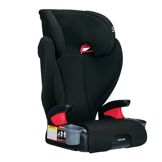 Alternate image 1 for Britax® Skyline™ 2-Stage Belt-Positioning Booster Car Seat