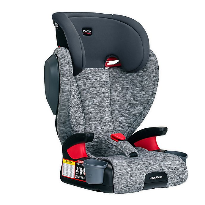 Alternate image 1 for Britax® Highpoint™ 2-Stage Belt-Positioning Booster Car Seat in Asher