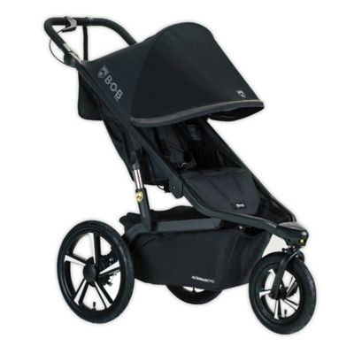 BOB Gear® Alterrain™ Pro Jogging Stroller in All Weather Black