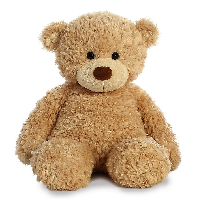 Alternate image 1 for Aurora World® Bonny Bear Plush Toy in Tan