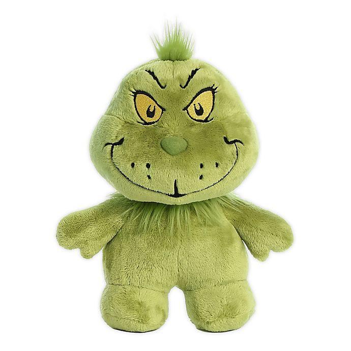 Alternate image 1 for Aurora World® Grinch Dood Plush Toy in Green