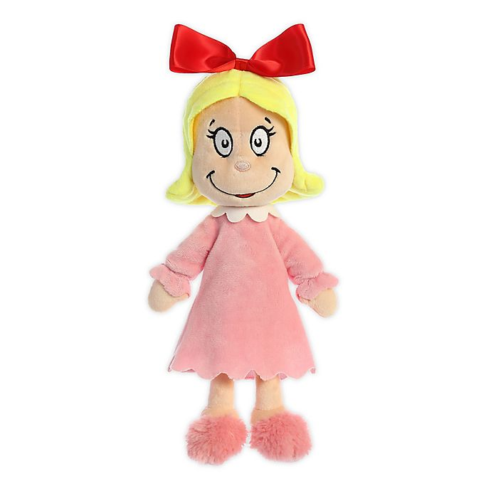 Alternate image 1 for Aurora World® Cindy Lou Who Plush Toy