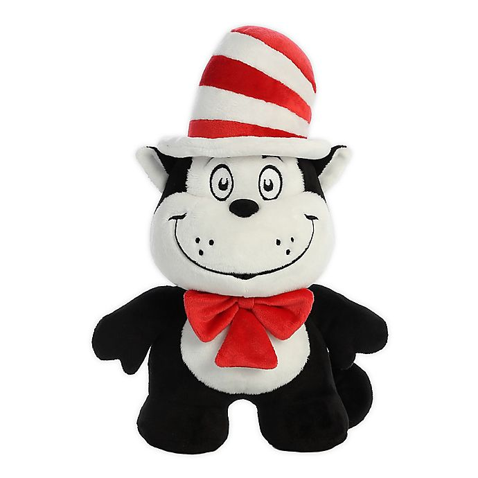 Alternate image 1 for Aurora World® Cat In The Hat Dood Plush Toy