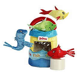 Aurora World® Dr. Seuss Fish 5-Piece Plush Toy Set