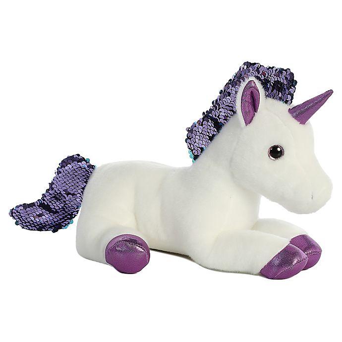Alternate image 1 for Aurora® World Shimmers Plush Unicorn