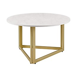 Forest Gate™ Modern 30-Inch Round Coffee Table