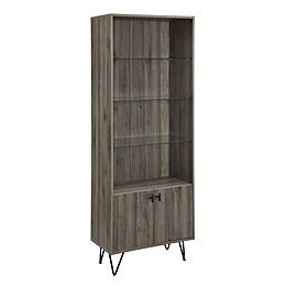 Forest Gate™ 68-Inch Mid-Century Modern Storage Cabinet