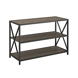 Forest Gate™ Blair 40-Inch Bookcase in Slate Grey