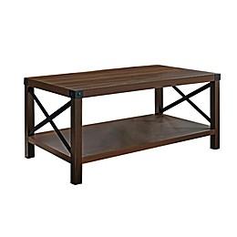 Forest Gate™ Englewood Coffee Table in Dark Walnut