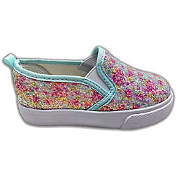 US SPORTS Multi Glitter Twin Gore Casual Shoe