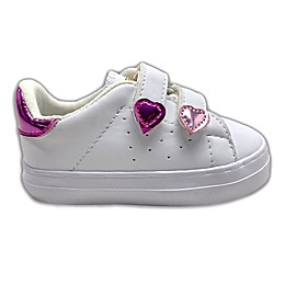 US SPORTS Hearts Strap Casual Shoe in White