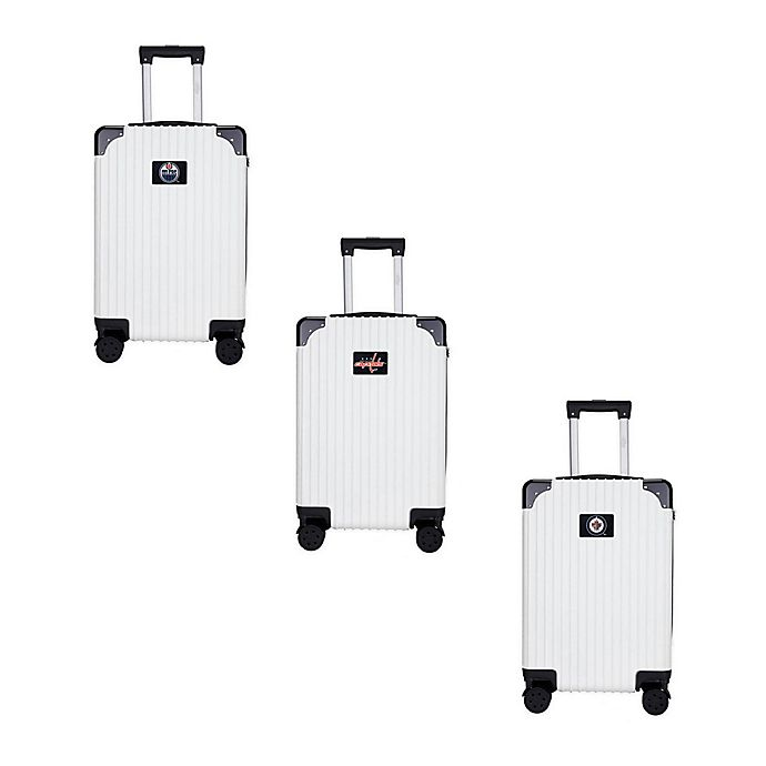 NHL Anaheim Ducks Premium Hardcase Carry-on Luggage Spinner