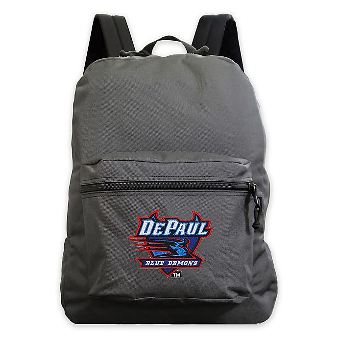 NCAA Depaul Blue Demons Wheeled Laptop Overnighter