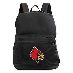 University of Louisville 16-Inch Premium Backpack in Black