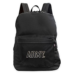United States Military Academy 16-Inch Premium Backpack in Black