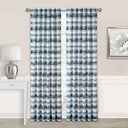 Gracie 108-Inch Stripe Window Curtain Panel