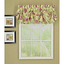 Today's Curtin Francesca Sailcloth Tucked Window Valance