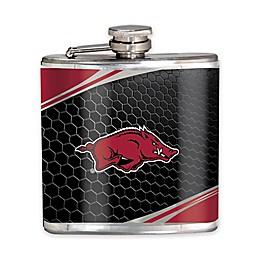 University of Arkansas 6 oz. Hip Flask