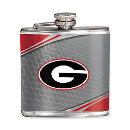 University of Georgia 6 oz. Hip Flask