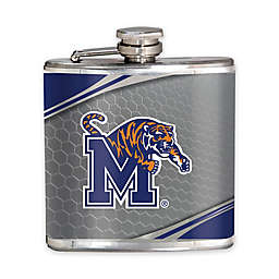 University of Memphis 6 oz. Hip Flask