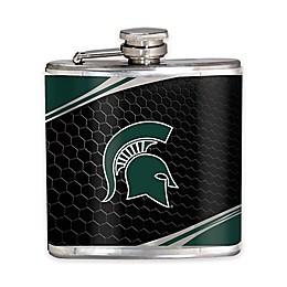 Michigan State University 6 oz. Hip Flask