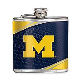 University of Michigan 6 oz. Hip Flask