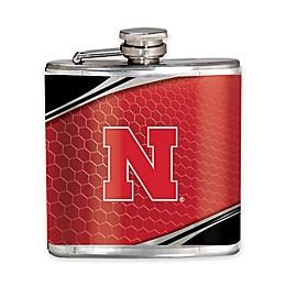 University of Nebraska 6 oz. Hip Flask