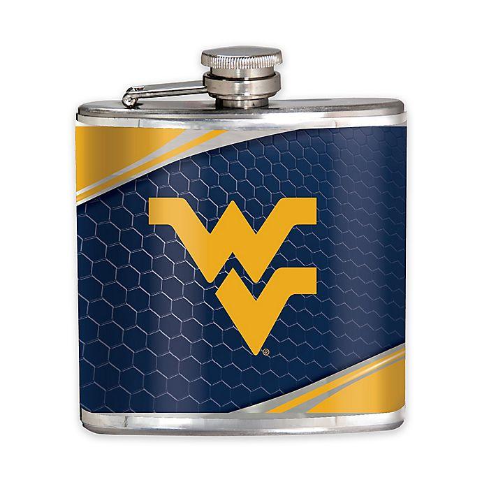 Alternate image 1 for West Virginia University 6 oz. Hip Flask