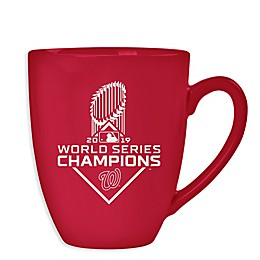 MLB Washington Nationals 2019 World Series Champions 15 oz. Bistro Mug