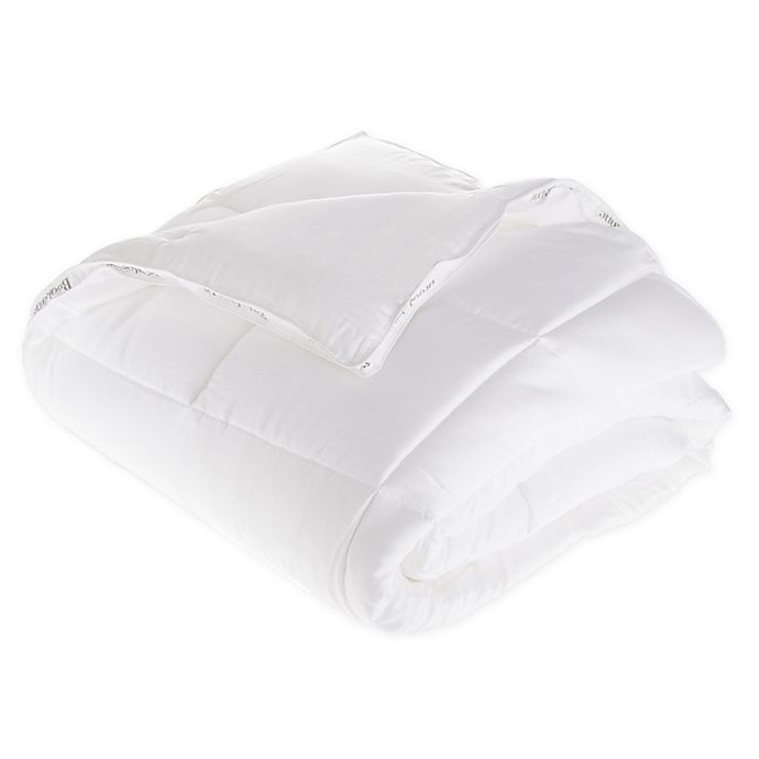 Alternate image 1 for Brookstone® BioSense™ Tencel® Lyocell Down Comforter
