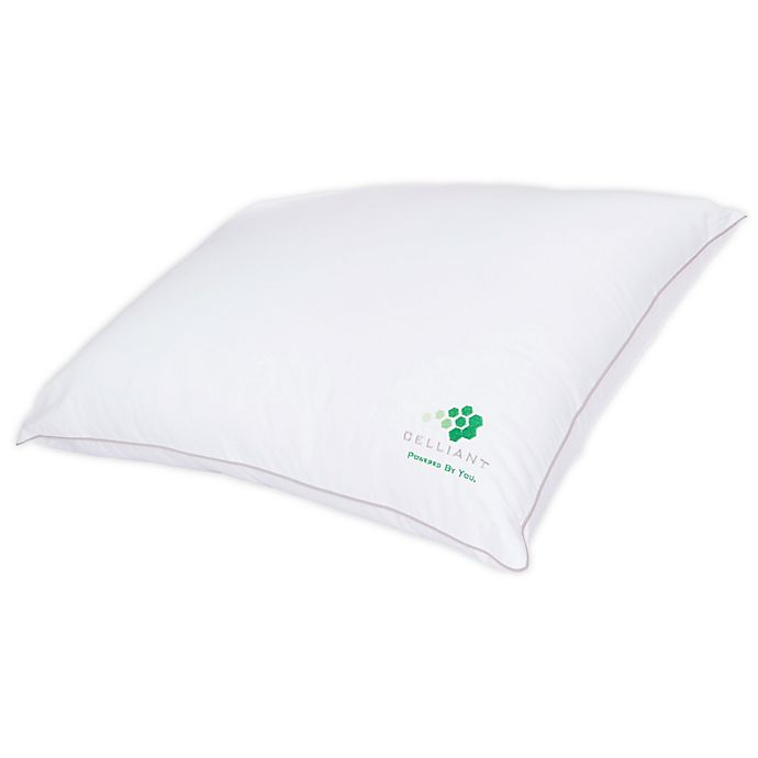 Alternate image 1 for Therapedic® Celliant® Medium Support Back/Stomach Sleeper Bed Pillow
