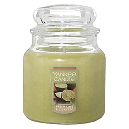 Yankee Candle® Fresh Lime Cilantro Medium 2-Wick Tumbler Candle
