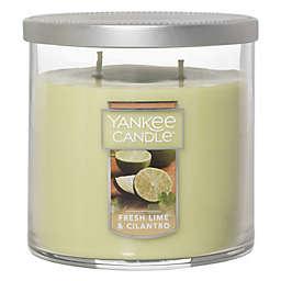 Yankee Candle® Fresh Lime Cilantro Medium 2-Wick Tumbler Candle