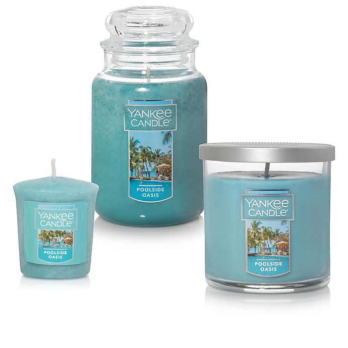 Alternate image 1 for Yankee Candle® Poolside Oasis Candle Collection