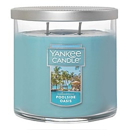 Yankee Candle® Poolside Oasis Medium 2-Wick Tumbler Candle