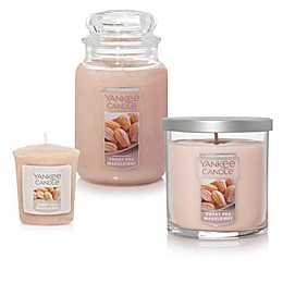 Yankee Candle® Sweet Pea Madeleines Candle Collection