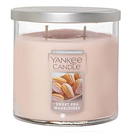 Yankee Candle® Sweet Pea Madeleines Medium 2-Wick Tumbler Candle