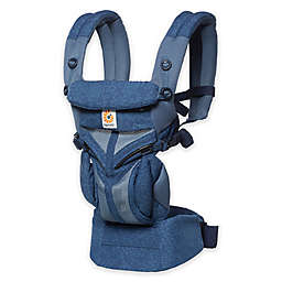 Ergobaby™ Omni 360 Cool Air Mesh Multi-Position Baby Carrier in Blue Blooms
