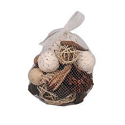 Jodhpuri™ Inc. Vanilla 16 oz. Potpourri Bowl Décor