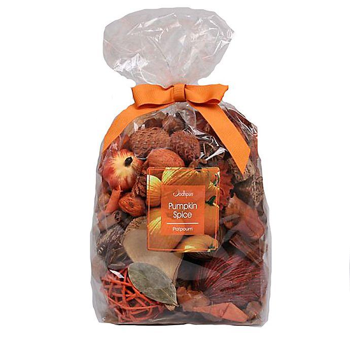 Alternate image 1 for Jodhpuri™ Inc. Pumpkin Spice 18 oz. Potpourri