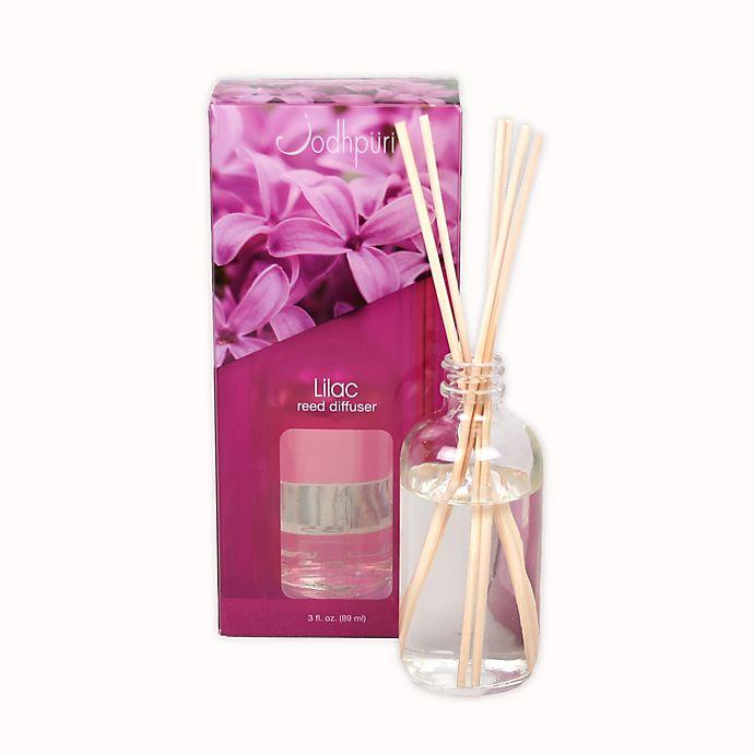 Alternate image 1 for Jodhpuri™ Inc. Lilac 3 oz. Mini Aroma Diffuser