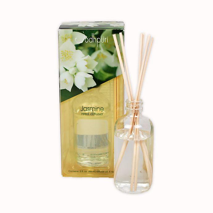 Alternate image 1 for Jodhpuri™ Inc. Jasmine 3 oz. Mini Aroma Diffuser