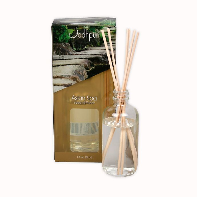 Alternate image 1 for Jodhpuri™ Inc. Asian Spa 3 oz. Mini Aroma Diffuser