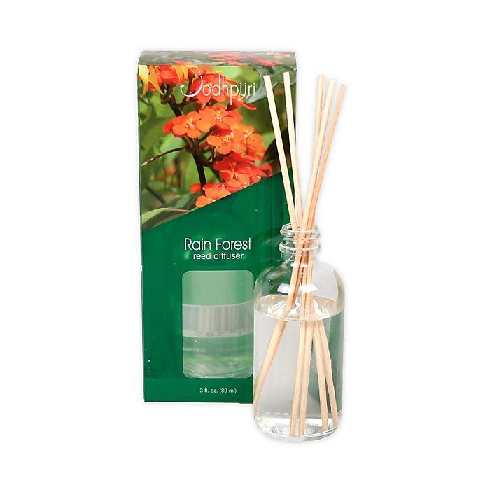 Alternate image 1 for Jodhpuri™ Inc. Rainforest 3 oz. Mini Aroma Diffuser