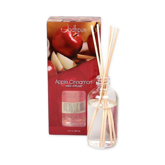 Alternate image 1 for Jodhpuri™ Inc. Apple Cinnamon 3 oz. Mini Aroma Diffuser