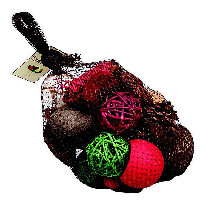 Alternate image 1 for Jodhpuri™ Inc. Bayberry 16 oz. Potpourri Bowl Décor