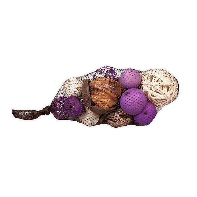Alternate image 1 for Jodhpuri™ Inc. Lavender 16 oz. Potpourri Bowl Décor