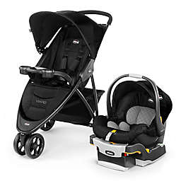 Chicco Viaro® Travel System in Black