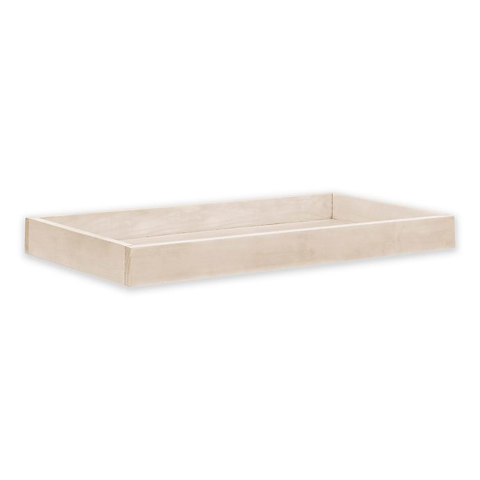 Alternate image 1 for DaVinci Universal Changing Tray in Washed Natural
